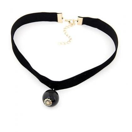 New Design Women Gothic Velvet Cord..