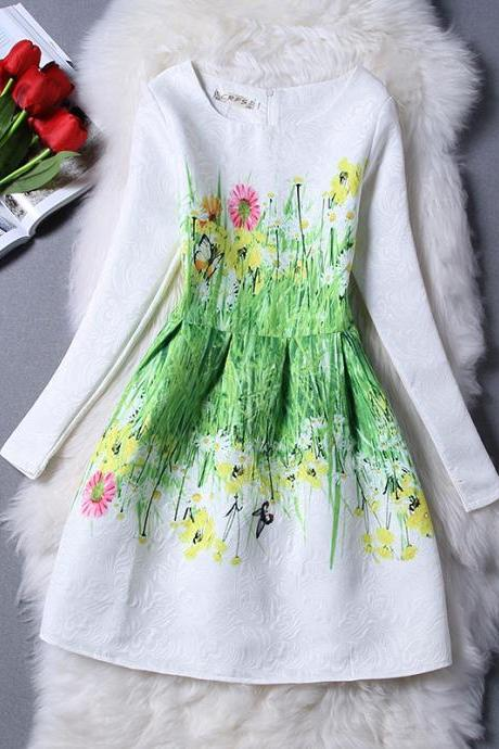 New Vintage Dress Women 2016 Free shipping ALI