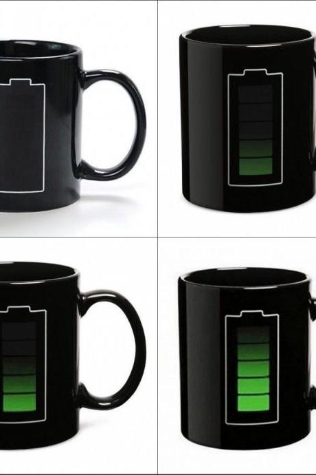 Battery Magic Cup